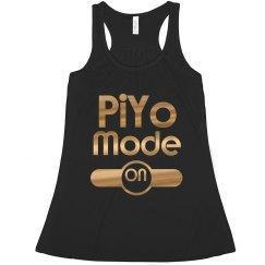 PiYo Mode ON Tank Top