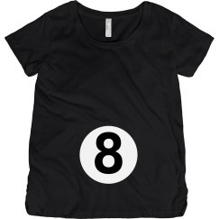 Magic 8 Ball Maternity