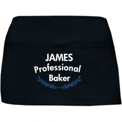 James professional baker