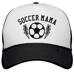 Soccer Mom Gifts For Mom Hat
