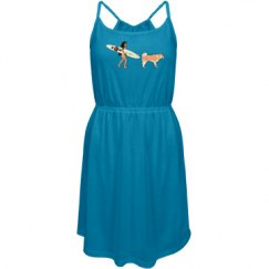 Blossurfing dress