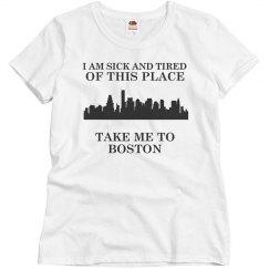 Take me to Boston