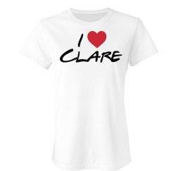 Love Clare