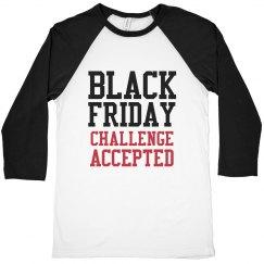 Black Friday Challenge