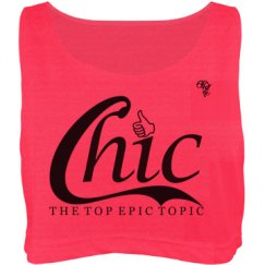 Chic-the epic tank Top