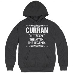 Curran the man the myth the legend