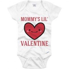 Mommy's Valentine Baby
