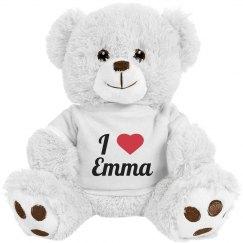 I love Emma