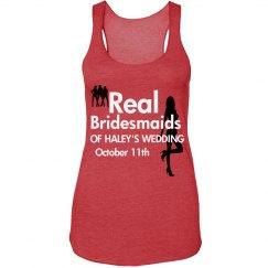 Bridesmaids shirts