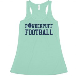 Powderpuff Crop Top