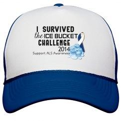 Ice Bucket Challenge Cap