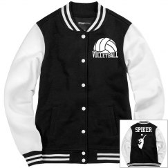 Volleyball Jacket (Spiker)