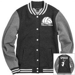 Volleyball Jacket (Spiker)