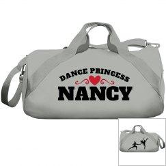 Nancy, dance princess