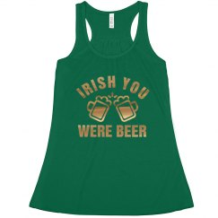 Irish You Were Beer St. Patrick