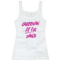 Caribbean Fit For Dance Tank