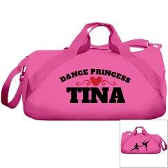Tina, dance princess