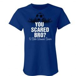 U State Womens Soccer Tee