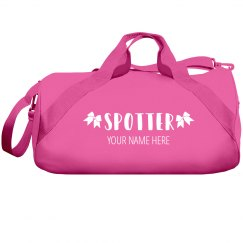 Custom Cheerleader Spotter
