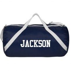 Jackson sports roll bag
