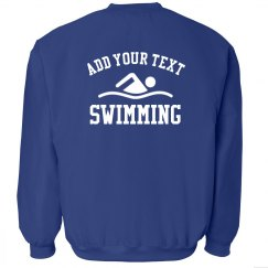 Swim Team Windshirt