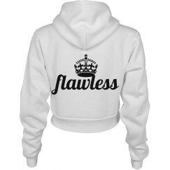 flawless crop sweater