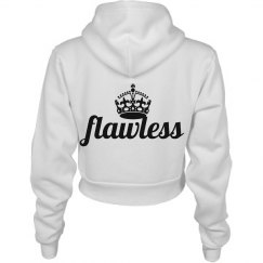 flawless crop sweater