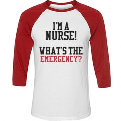 NURSE! What's The Emergency?