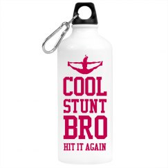 Cool Stunt Bro Bottle