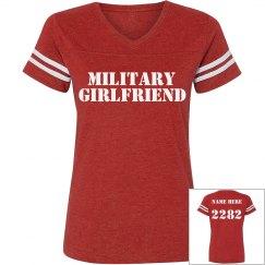Military Platoon Girl