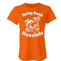 Spring Break Honolulu