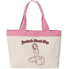 Jessica's Beach Bag