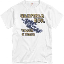 Track & Field Tshirt