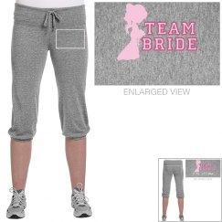 Team Bride Pink