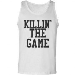 MAN KILLIN THE GAME