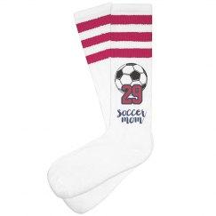 Soccer mom socks