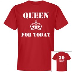 Queen for today