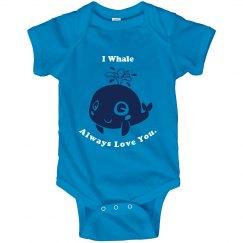 I Whale Always Love You.