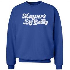 Monster's Big Sweatshirt