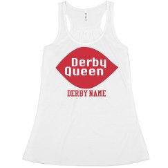 Custom Derby Queen Crop
