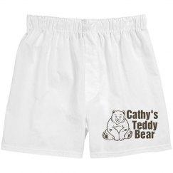 Cathy's Teddy Bear