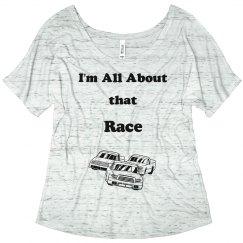 Al about that race