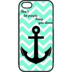 Cute anchor iPhone 5 case