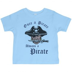 Once A Pirate Tee