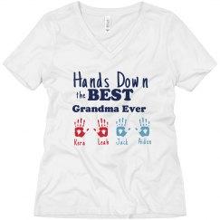 Best Grandma Tee