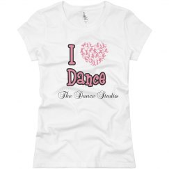 I Heart Dance Tee