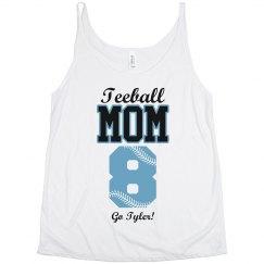 Teeball Mom!