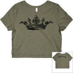 Queen crop