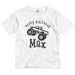 Happy Birthday Max!