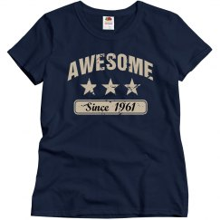 Awesome since 1961